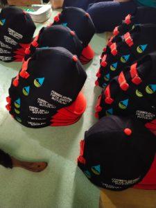 Konveksi pembuatan topi di Bandung